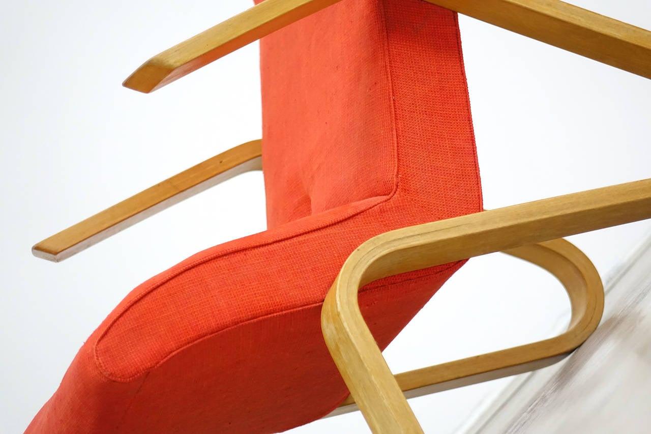 Eero Saarinen for Knoll International 1946 Grasshopper, Lounge Easy Chair 4