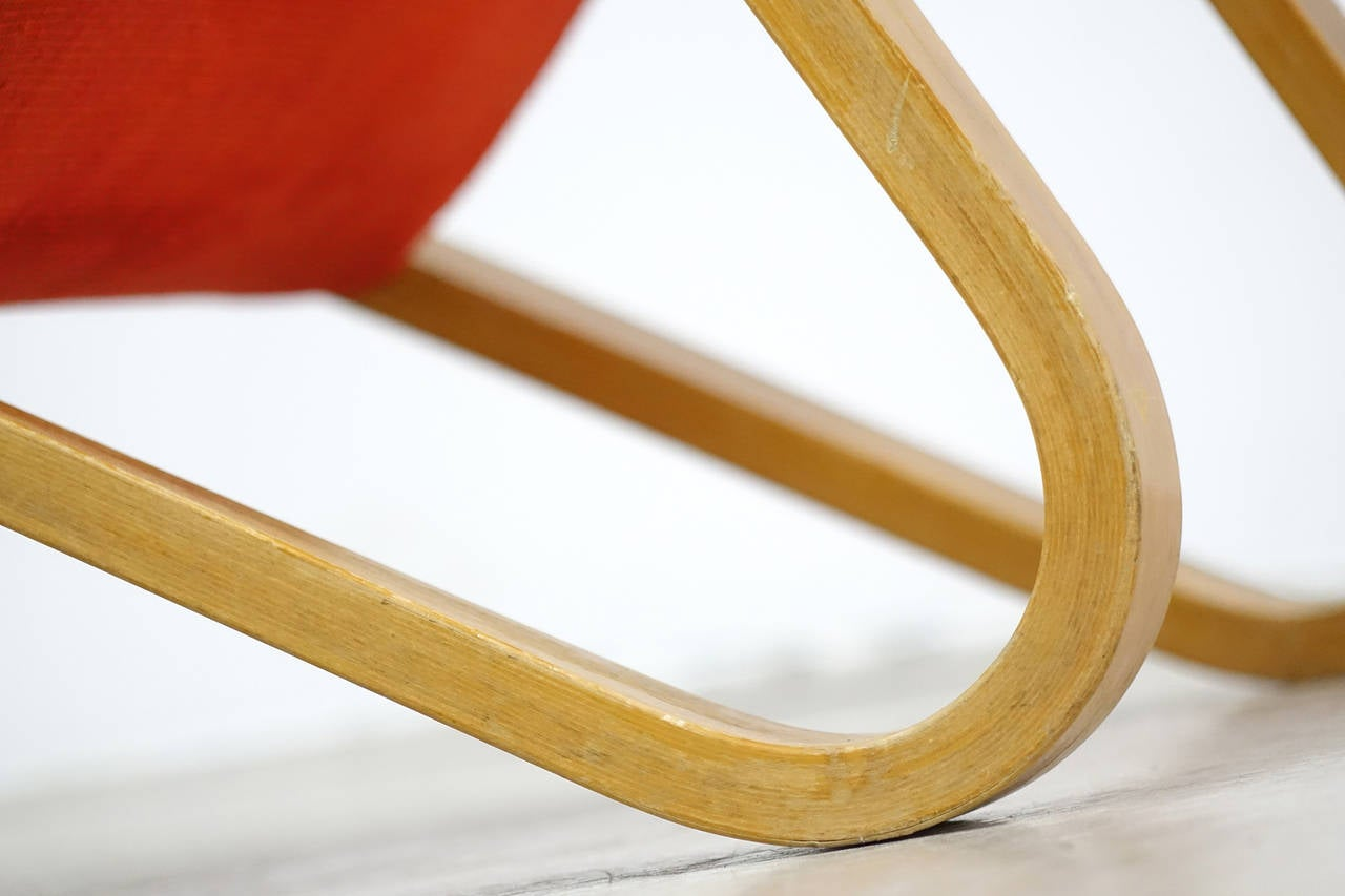 Eero Saarinen for Knoll International 1946 Grasshopper, Lounge Easy Chair 6