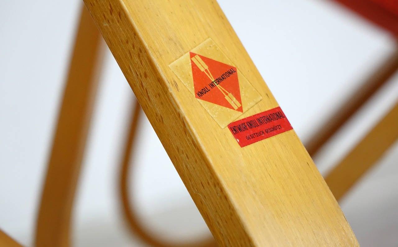 Eero Saarinen for Knoll International 1946 Grasshopper, Lounge Easy Chair 3