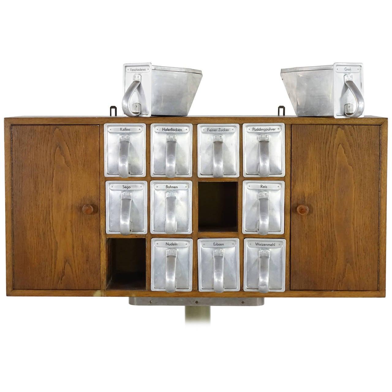 """Frankfurter küche """"kitchen"""" cabinets by margarete schütte lihotzky ..."""