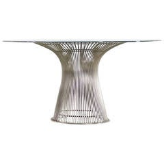 Warren Platner Dining Table 1966 for Knoll International, Mid-Century