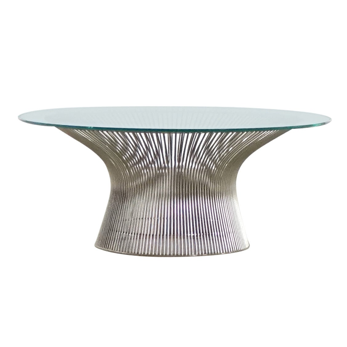 Warren Platner Coffee Table 1966 For Knoll International At 1stdibs