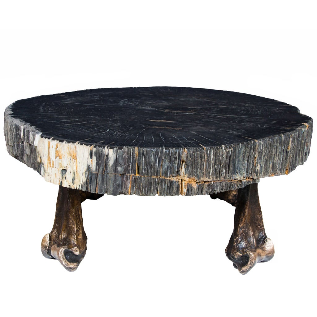 elephant bird table at 1stdibs