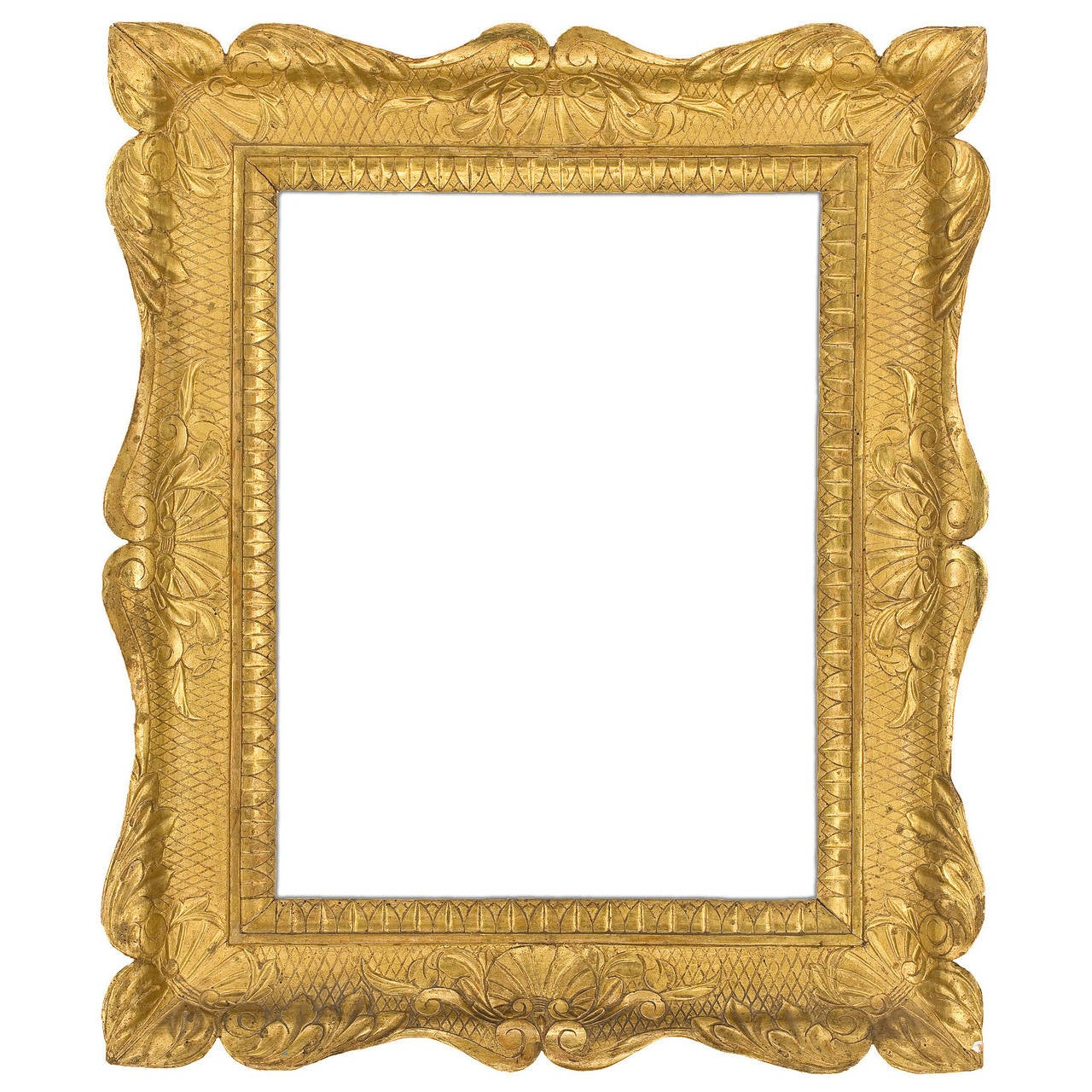 19th century picture frames 197 for sale at 1stdibs 19th century italian shallow carved and giltwood frame jeuxipadfo Image collections