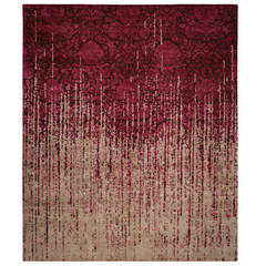 Verona Vendetta from the Erased Classics Carpet Collection by Jan Kath