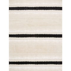 Schumacher Ohmic Area Rug in Hand-Knotted Wool & Silk by Patterson Flynn Martin