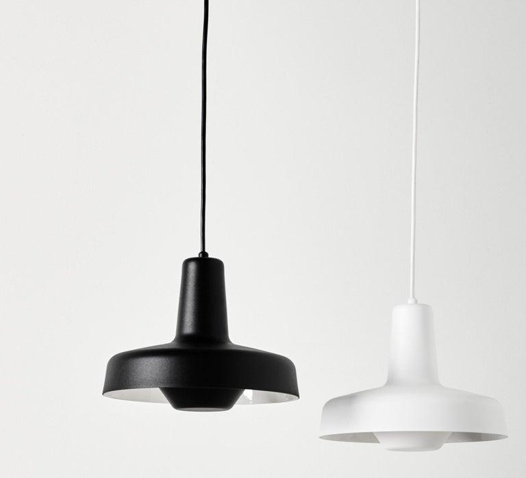 Modern Grupa Arigato Black Pendant, 1stdibs New York For Sale