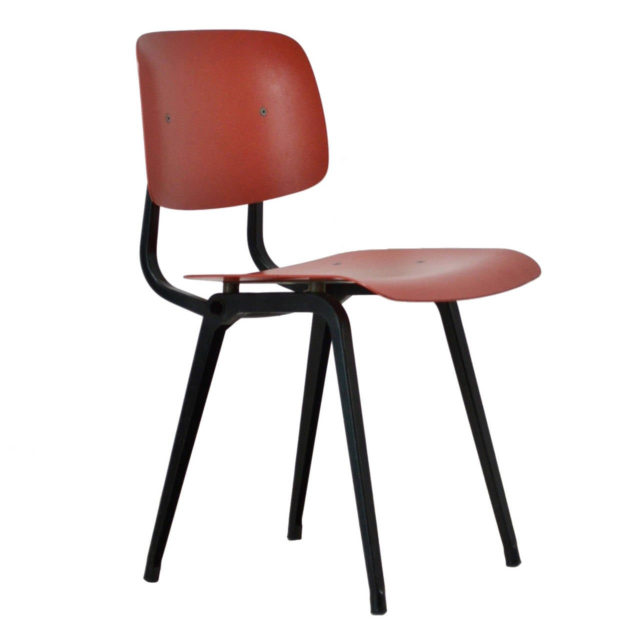 Friso Kramer Revolt Chair At 1stdibs