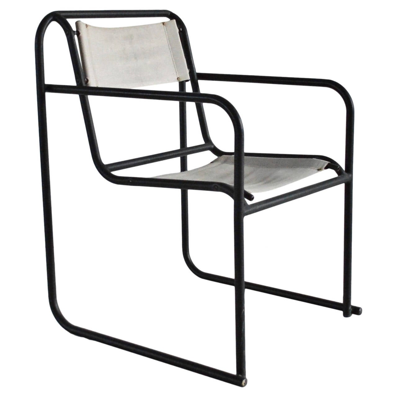 Bruno Pollak Rp 7 Bauhaus Chair At 1stdibs