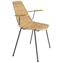 Jan Franco Legler Basket Chair
