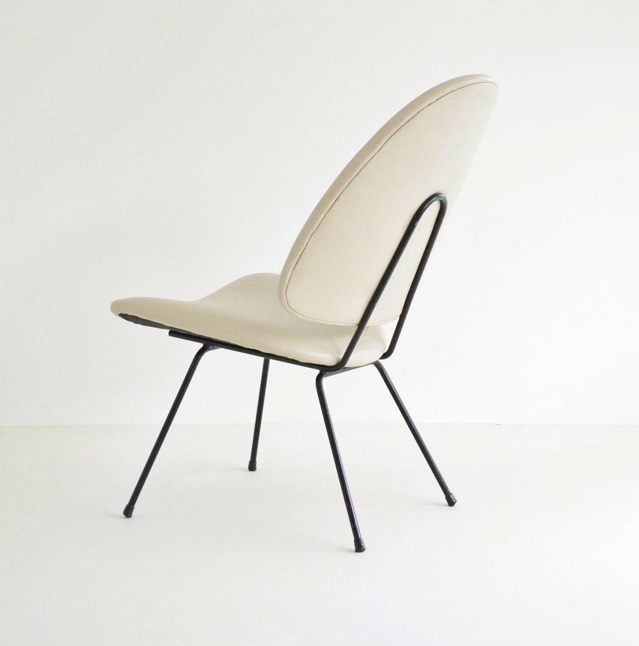 Oval lounge chair - Gispen No 60 Oval Lounge Chair 2