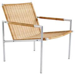 Martin Visser SZ 01 Rattan Chair