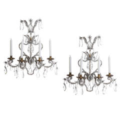 Genoese 18th Century Style Wall Lights