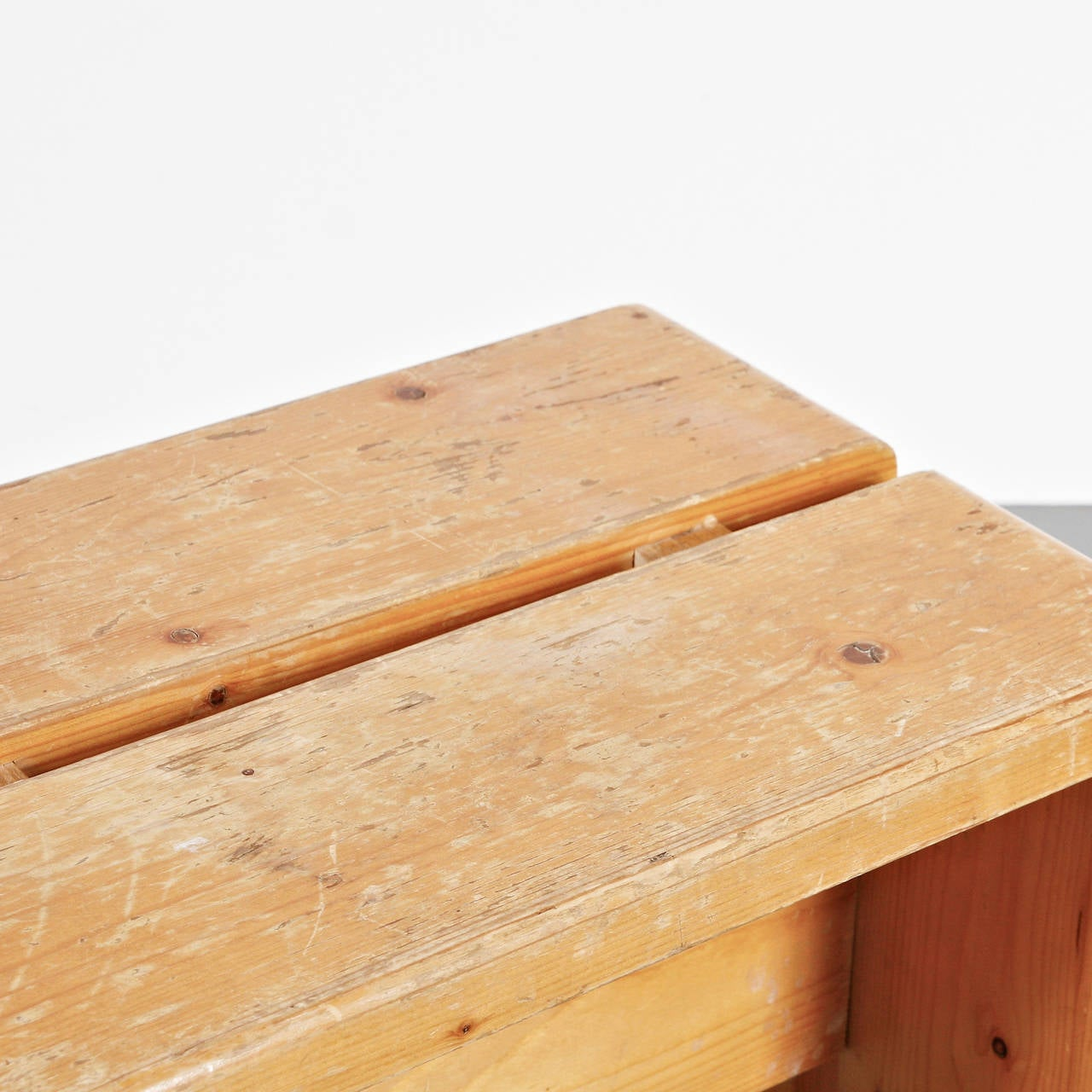 Charlotte Perriand Stool for Les Arcs 4