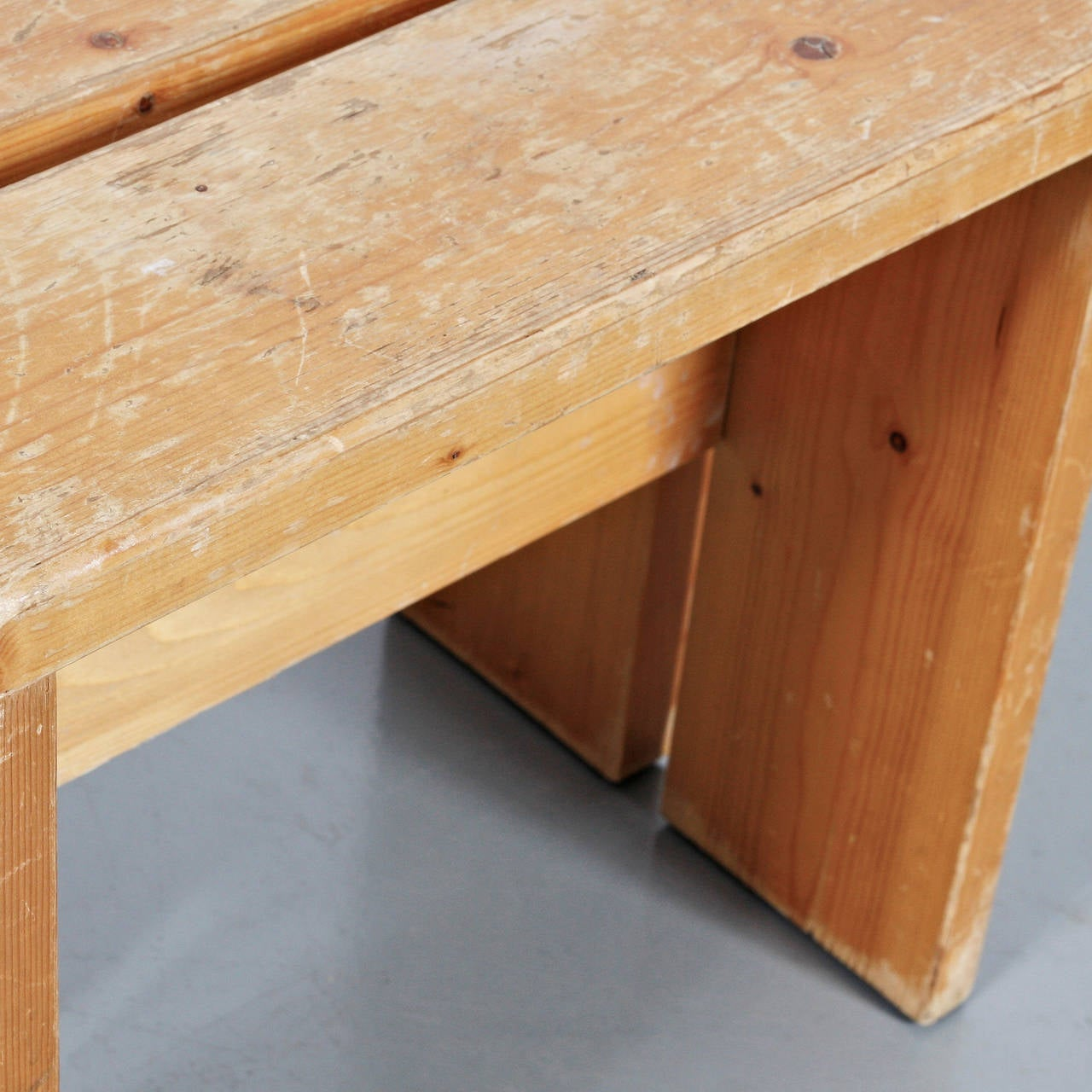 Charlotte Perriand Stool for Les Arcs 5