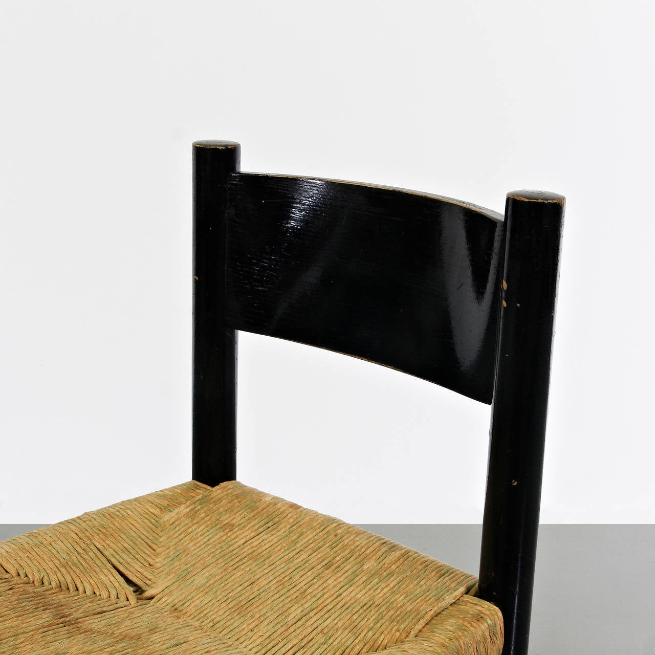 Charlotte Perriand Meribel Chair Circa 1950 For Sale At 1stdibs