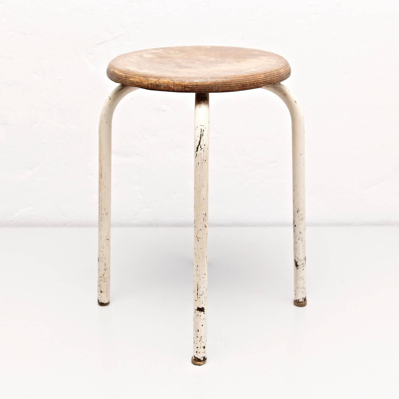 stool attributed to jean prouv circa 1950 at 1stdibs