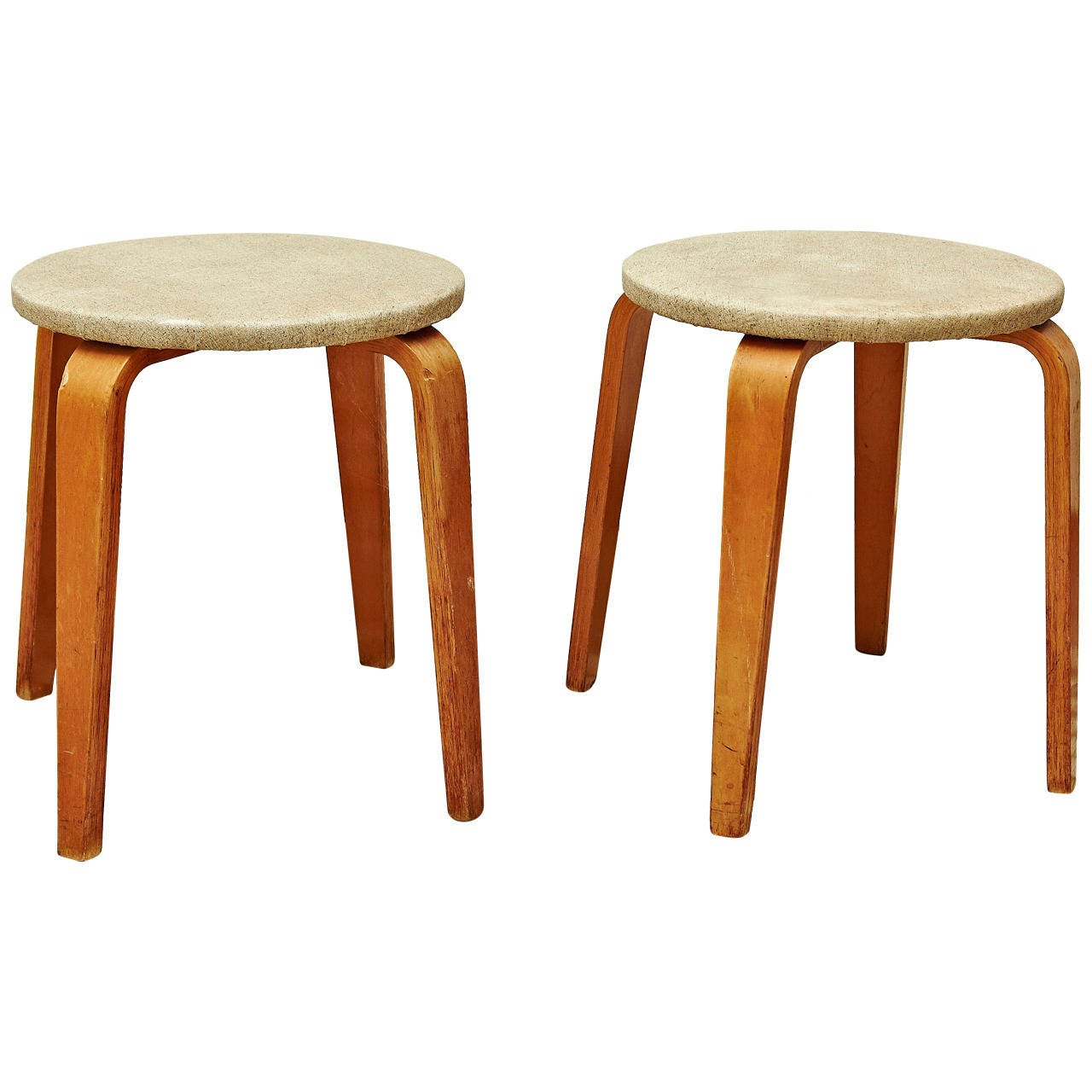 Cor Alons Stool circa 1950 For Sale at 1stdibs