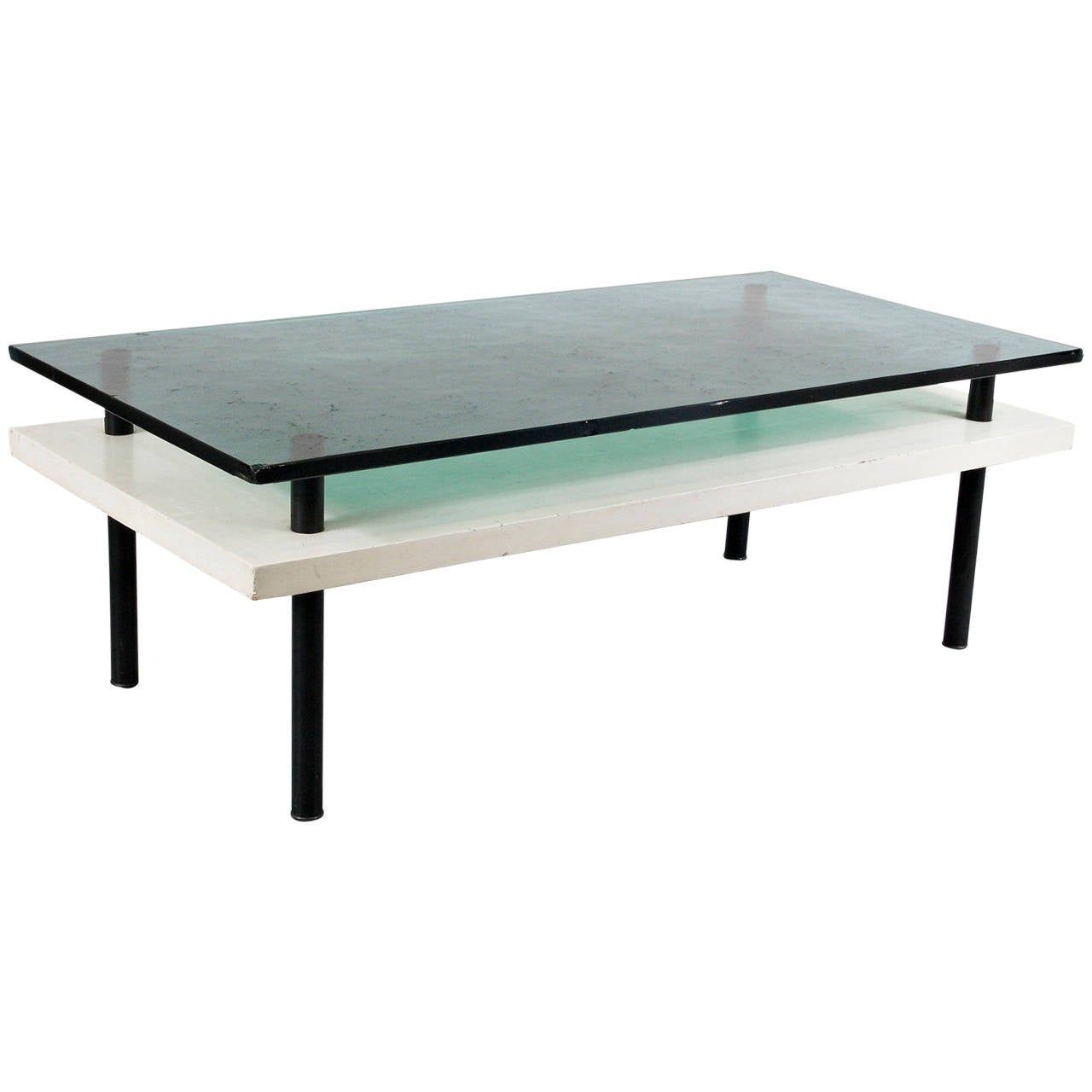 Rare Elmar Berkovich First Edition Coffee Table for Metz & Co, circa 1930 For Sale