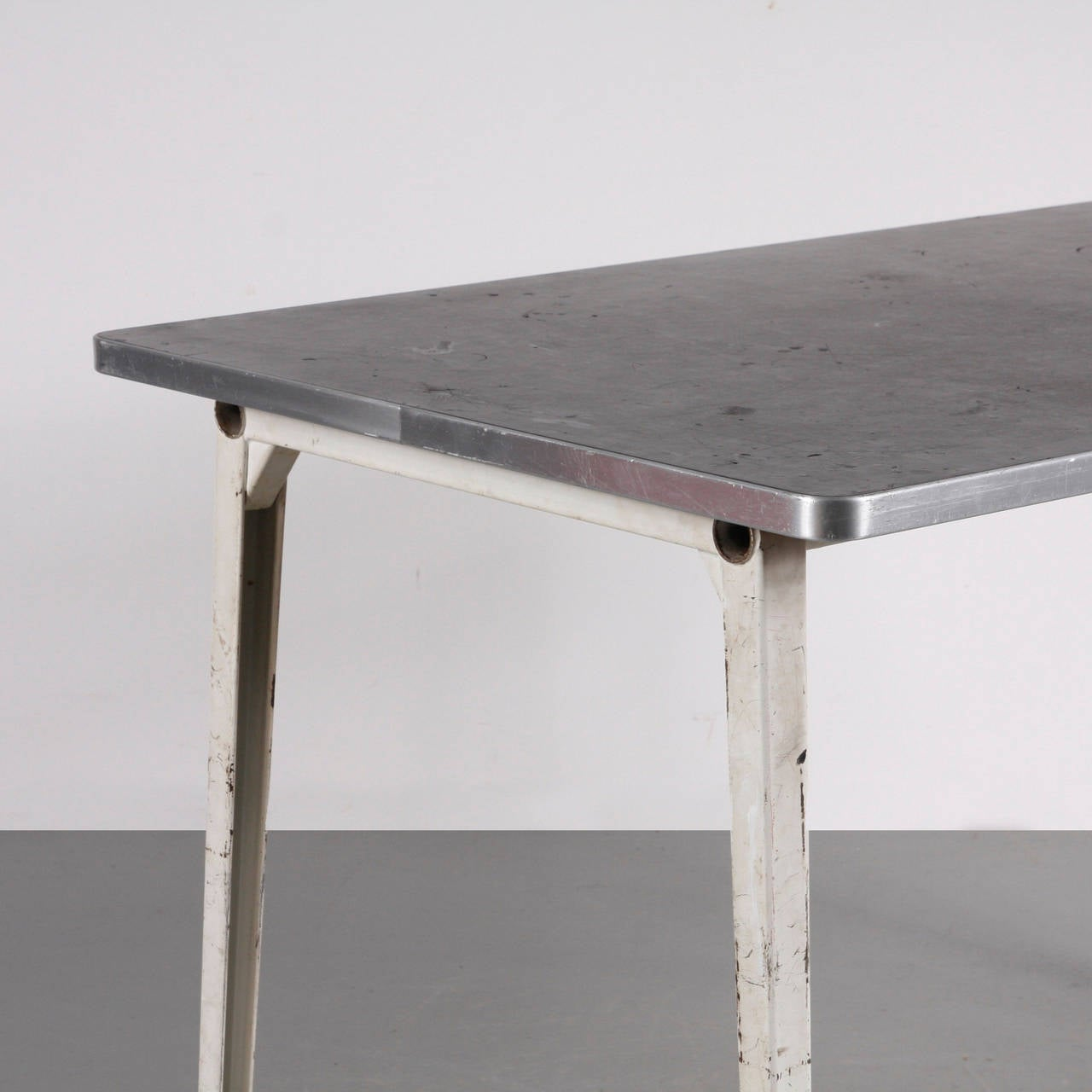 Dutch Friso Kramer Reform Table, circa 1950 For Sale