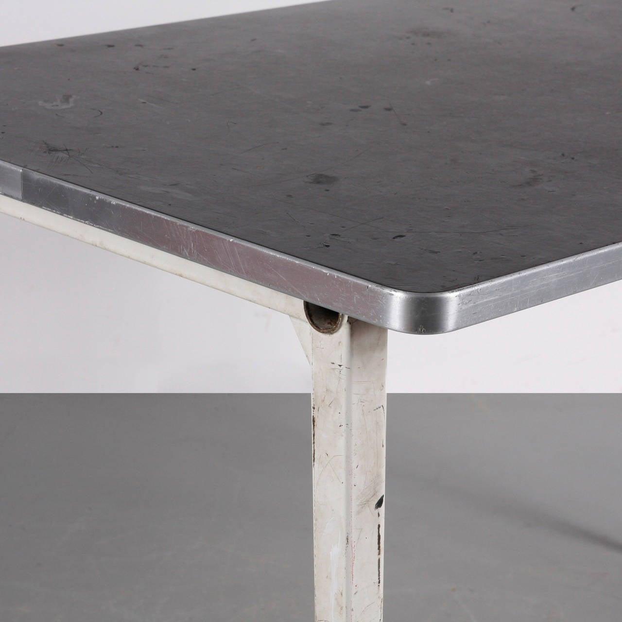 Mid-Century Modern Friso Kramer Reform Table, circa 1950 For Sale