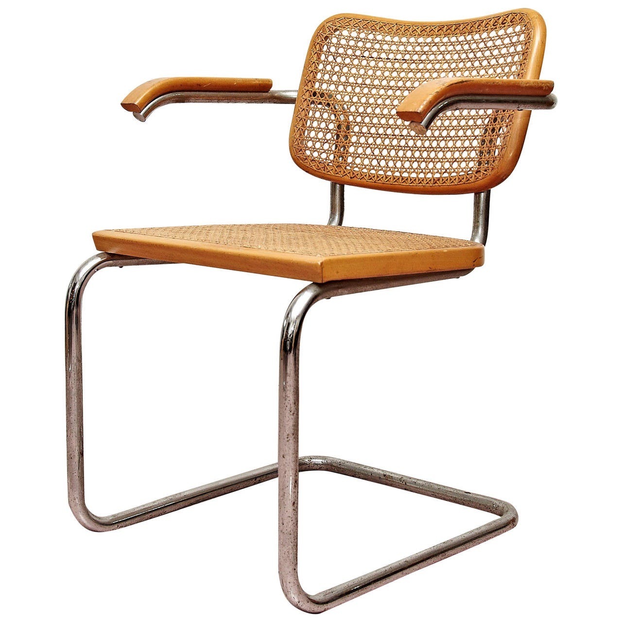 Marcel Breuer Cesca Chair Circa 1950 At 1stdibs