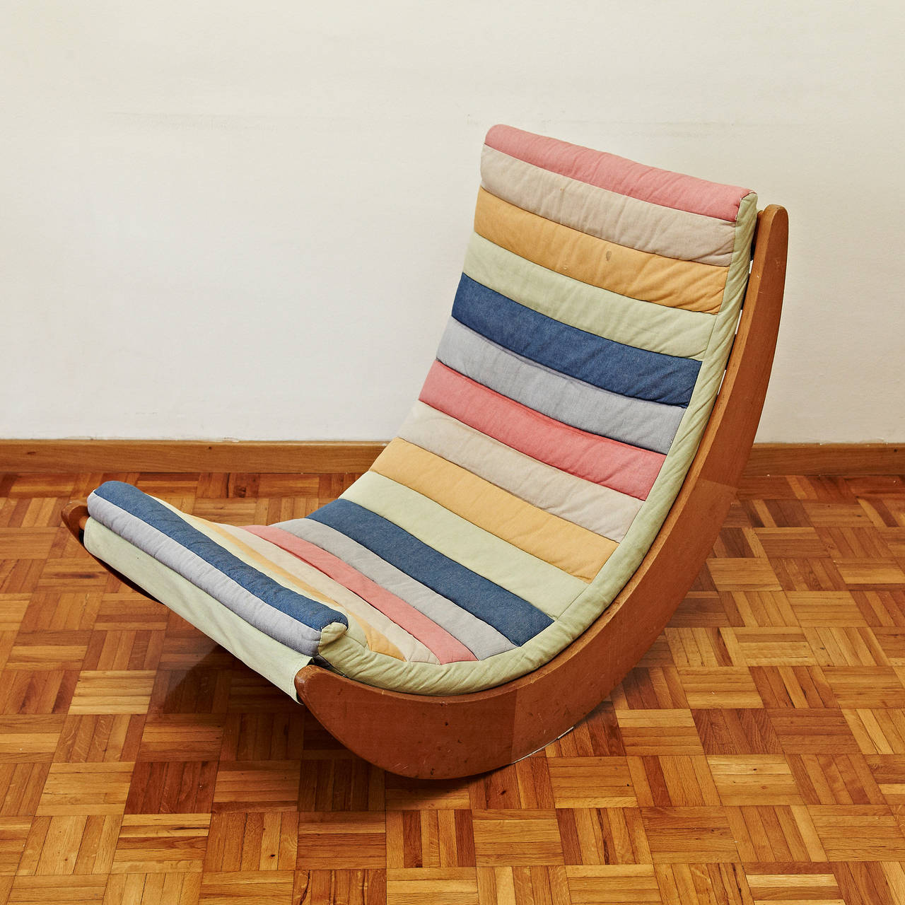 Verner panton relaxer chair for rosenthal circa 1970 at - Chaise verner panton ...