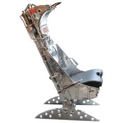 Ejection Seat from Percival Aircraft Jet Provost by Martin Baker