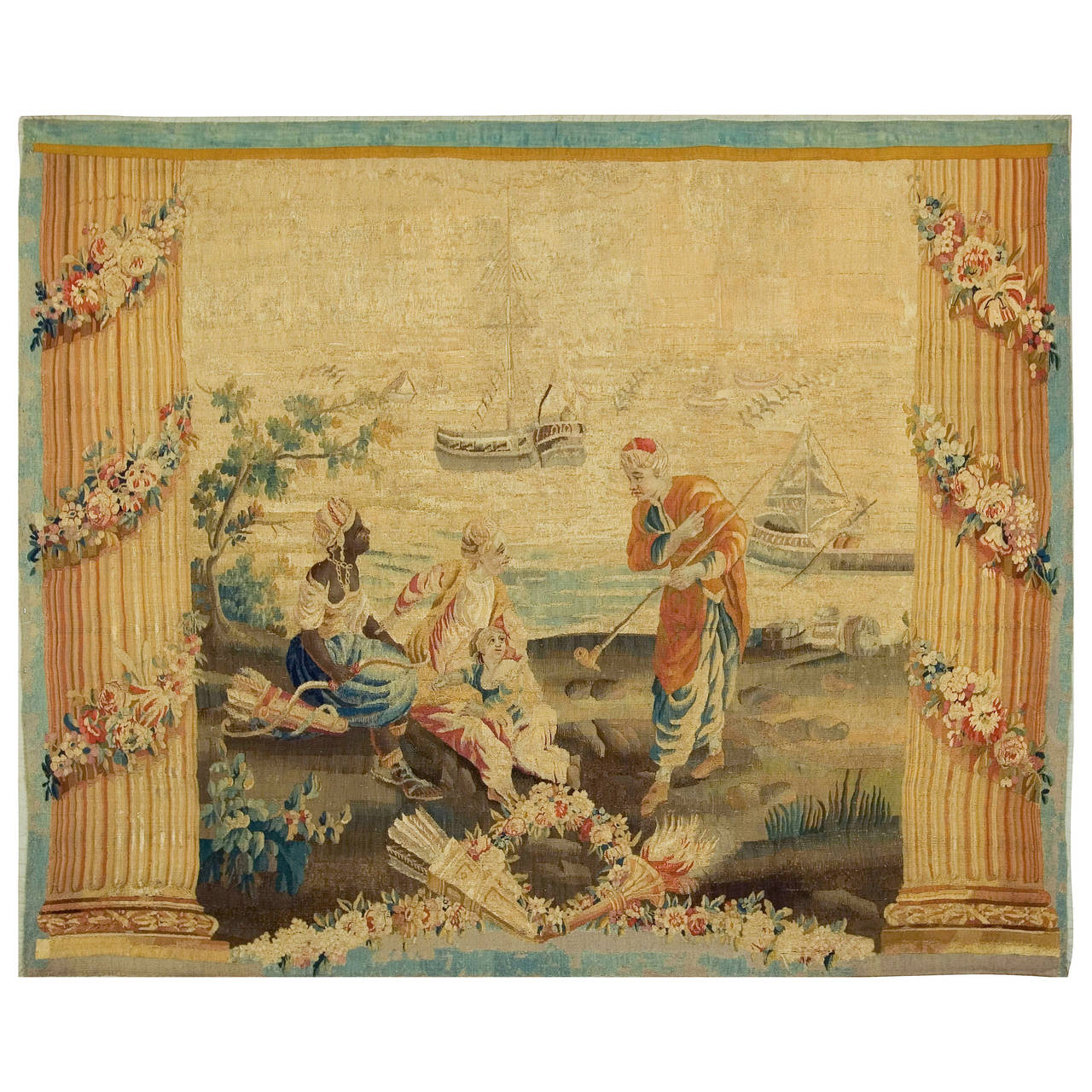 French 18th Century Tapestry