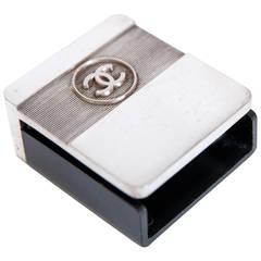 Chanel Vintage Visit Card Holder