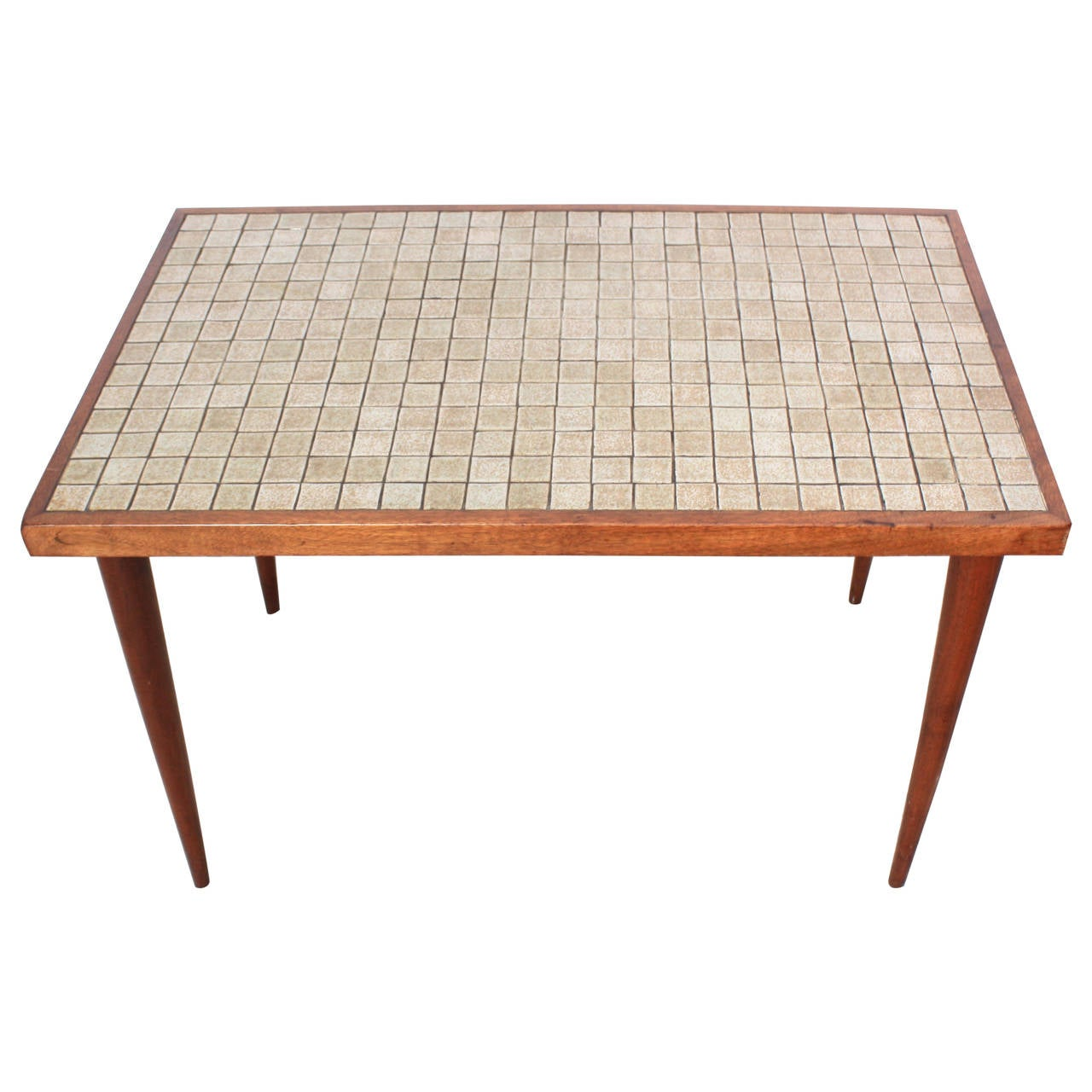 Martz for Marshall Studios Tile-Top Table