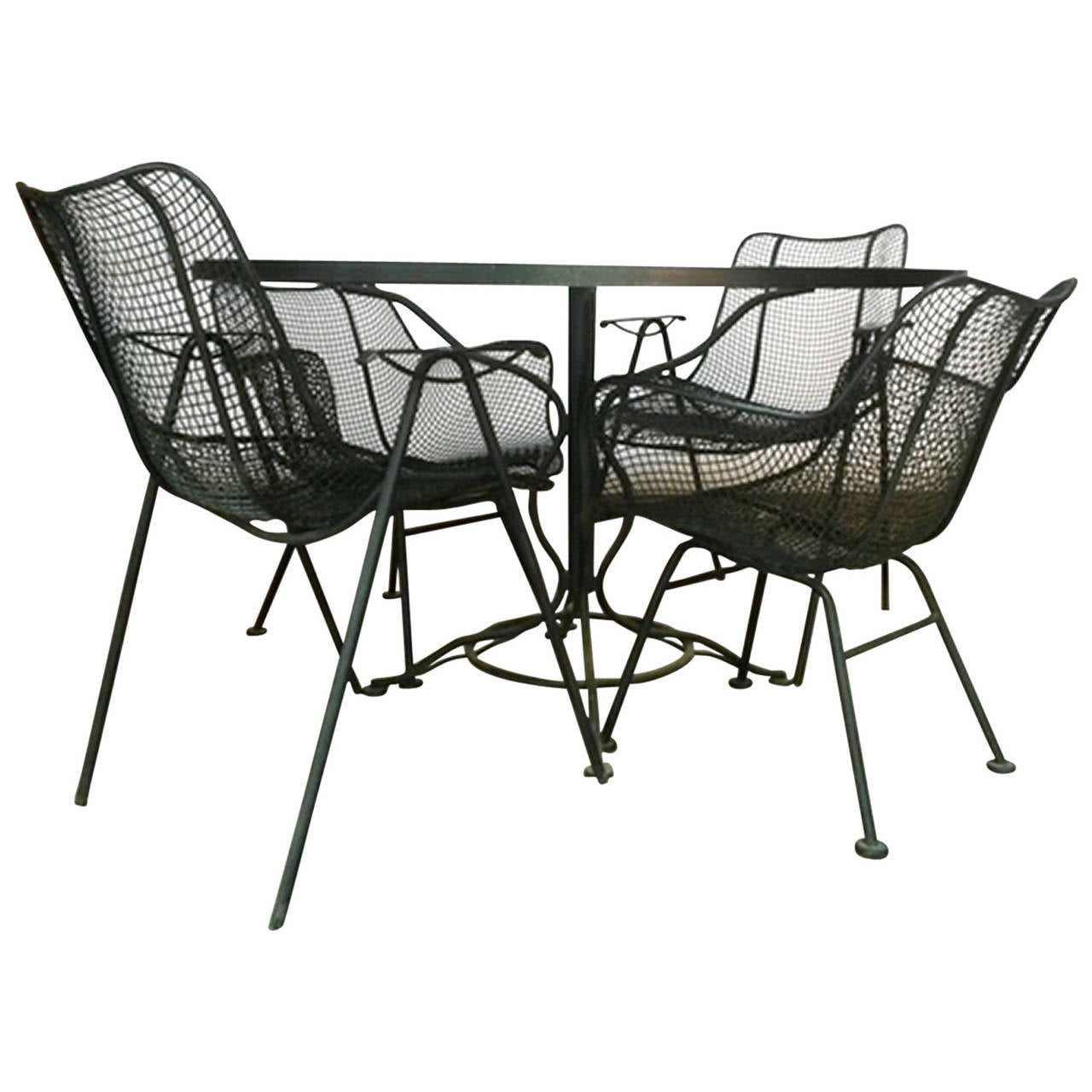 Patio chair glides plastic quantity 16 1 1 2 quot for Outdoor furniture glides