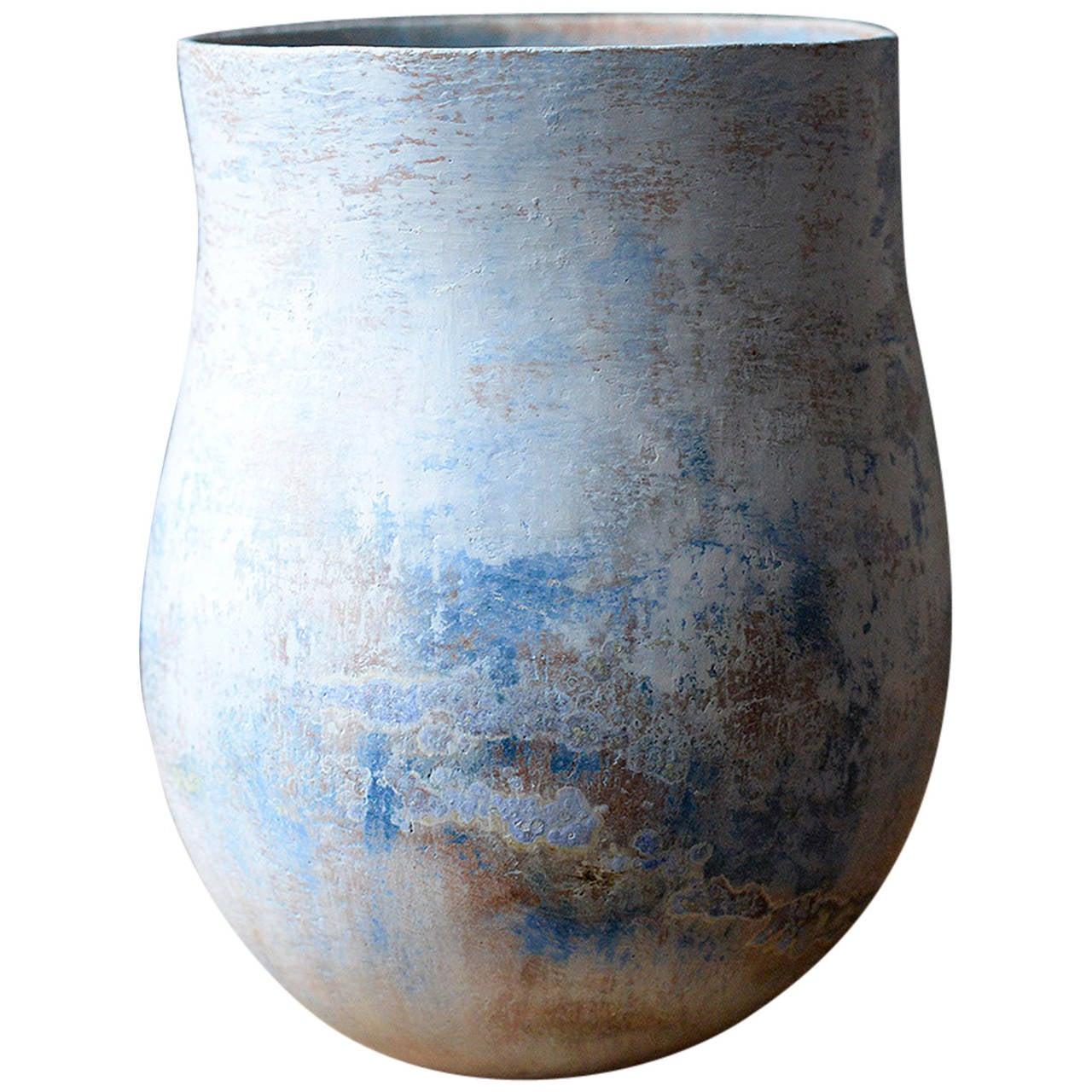 Elspeth Owen Blue Jar, early 21st century
