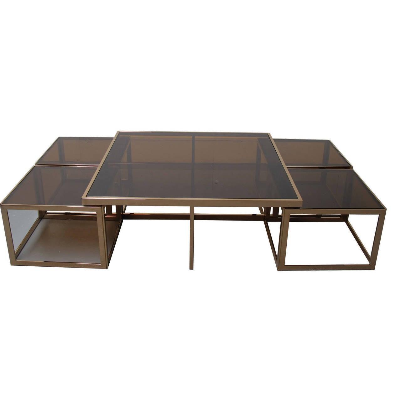 modular coffee table at 1stdibs bramblecrest sahara modular sofa with modular coffee table