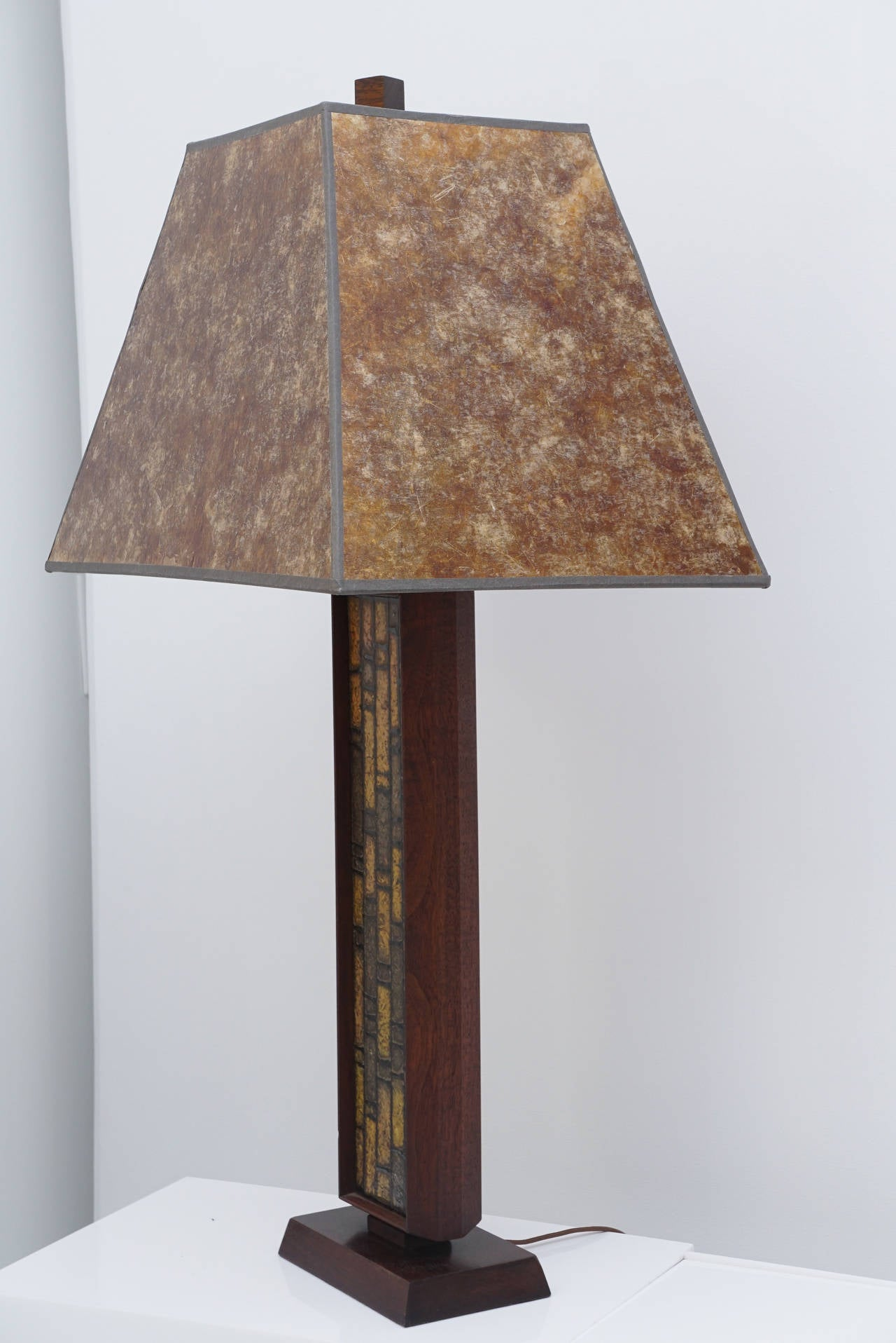 Pair of Mid Century Table Lamps 4