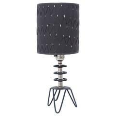 Vintage Miniature Deco Table Lamp