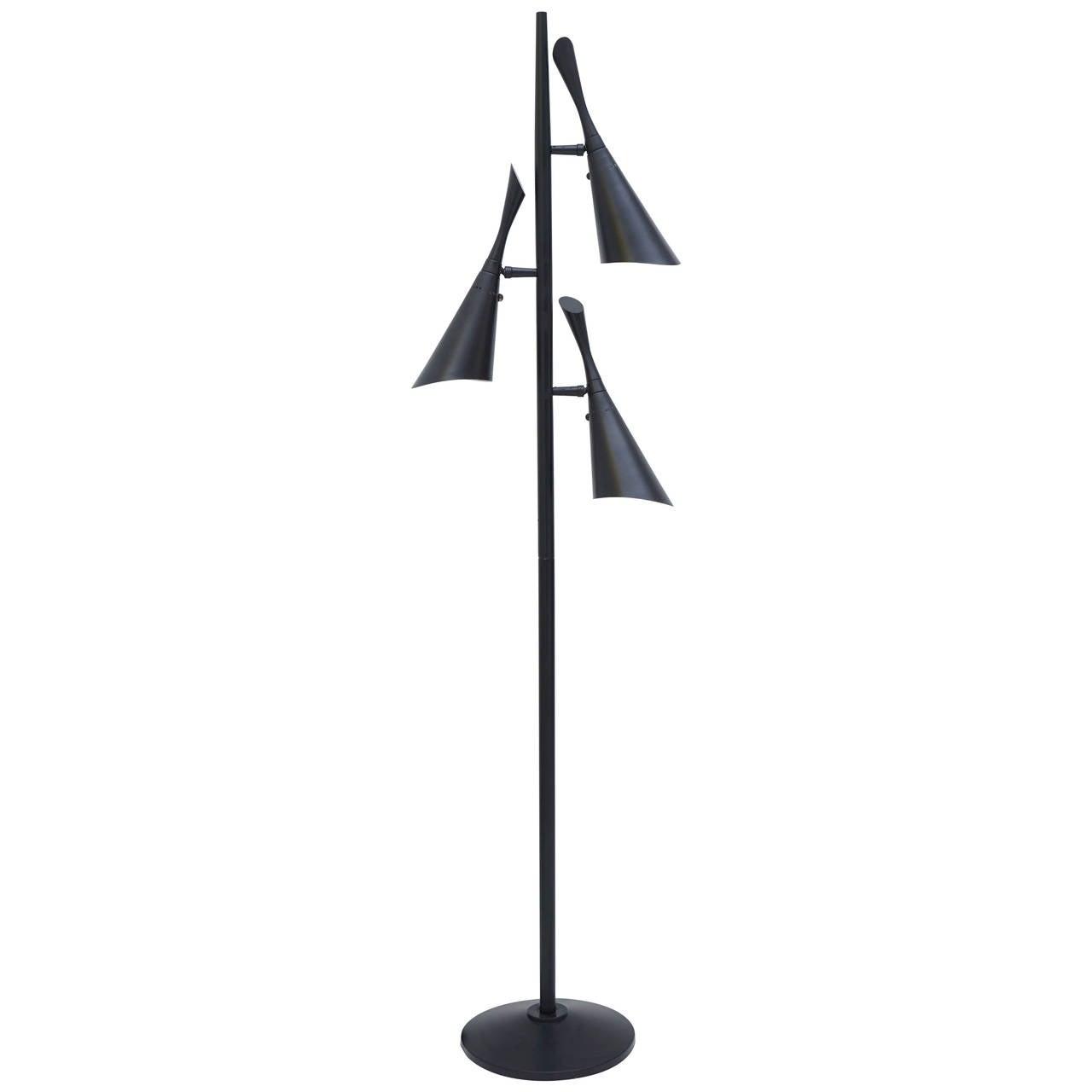 1950s Modern Adjustable Floor Lamp 1