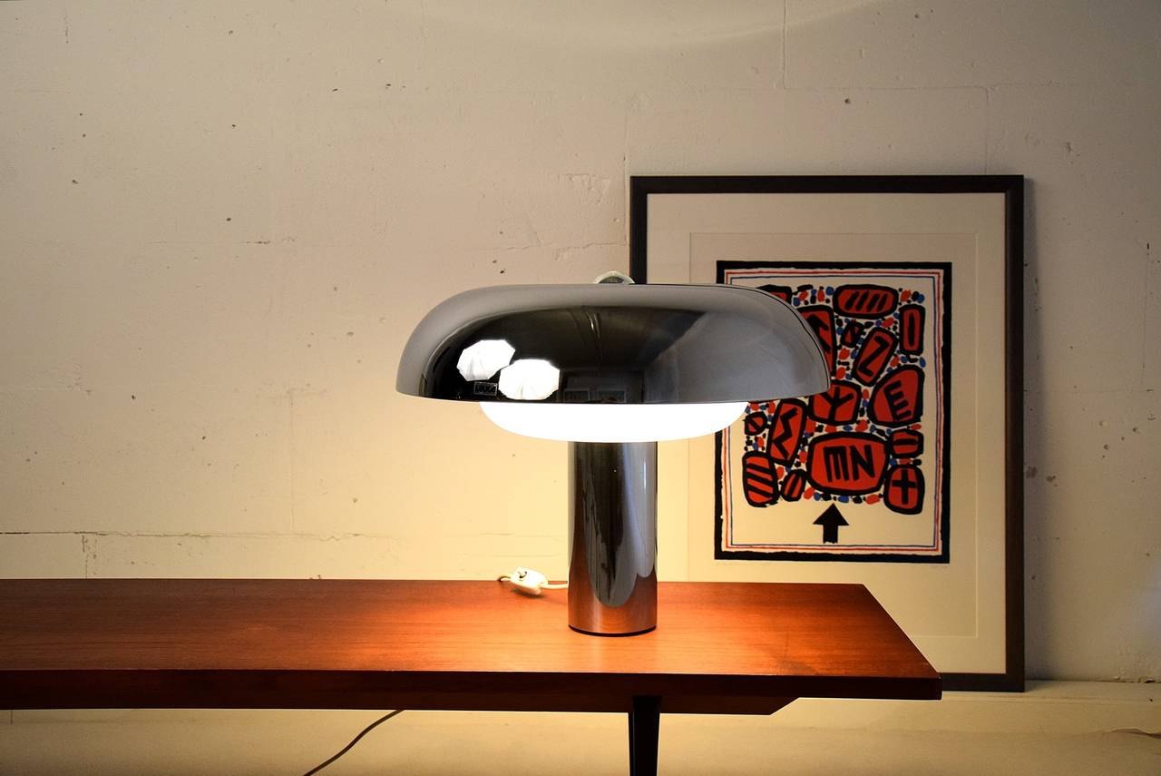 1970's Pampero table Lamp By Leuka For Sale 3