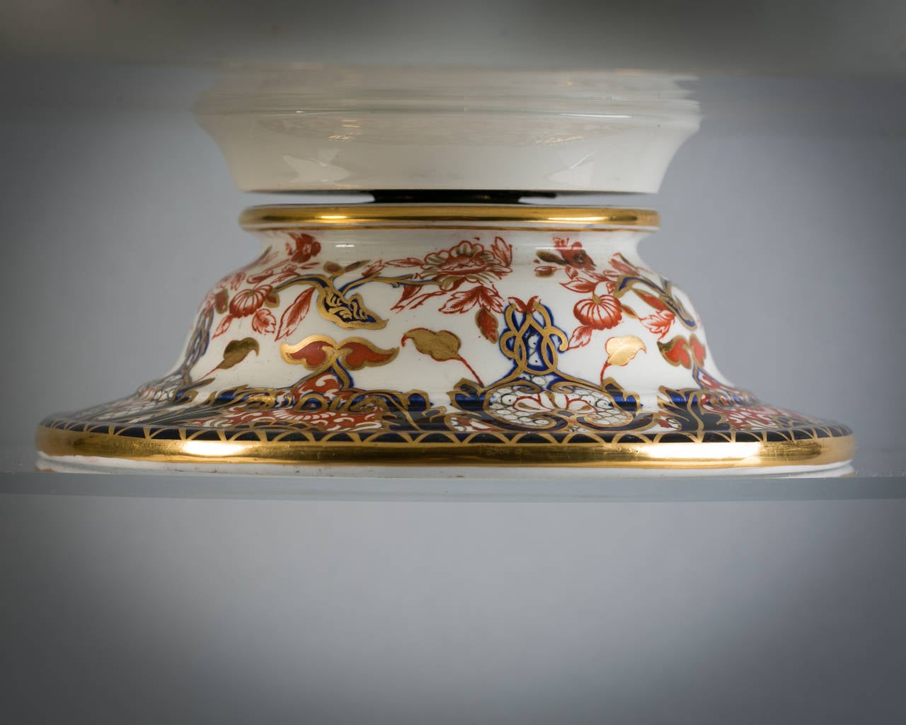 19th Century English Derby Crown Porcelain