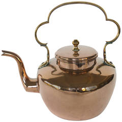 English Copper Kettle, circa 1820