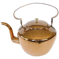 American Copper Kettle, circa 1820