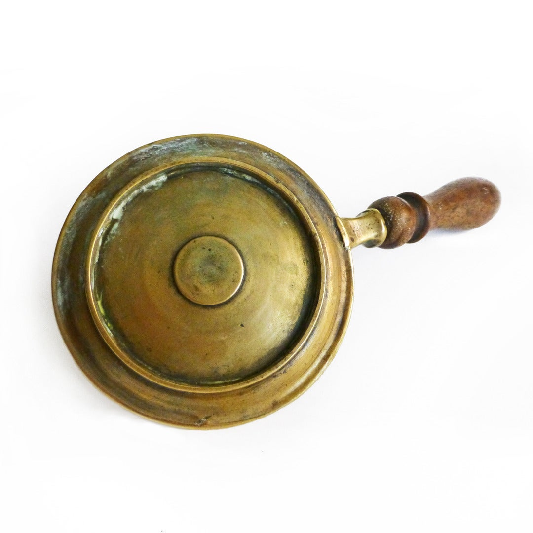 dating brass objects