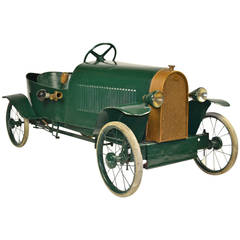 Bugatti Sport Pedal Car by Eureka, 1920s