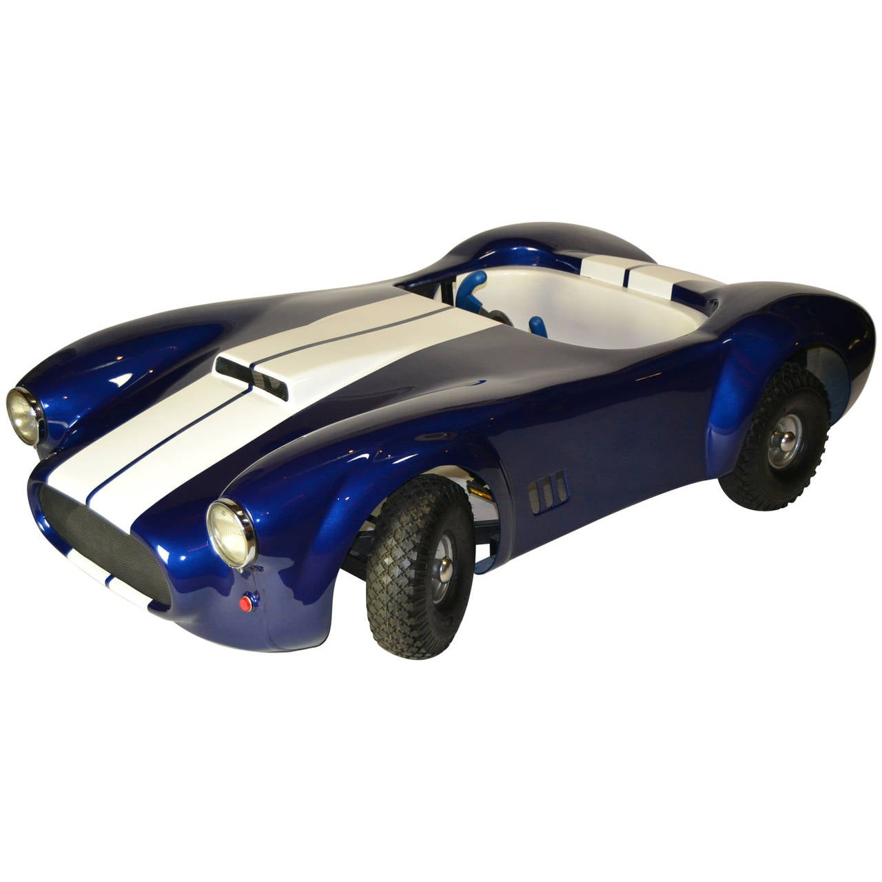 Big Vintage Ford Shelby Cobra Pedal Car At Stdibs - Big sports cars