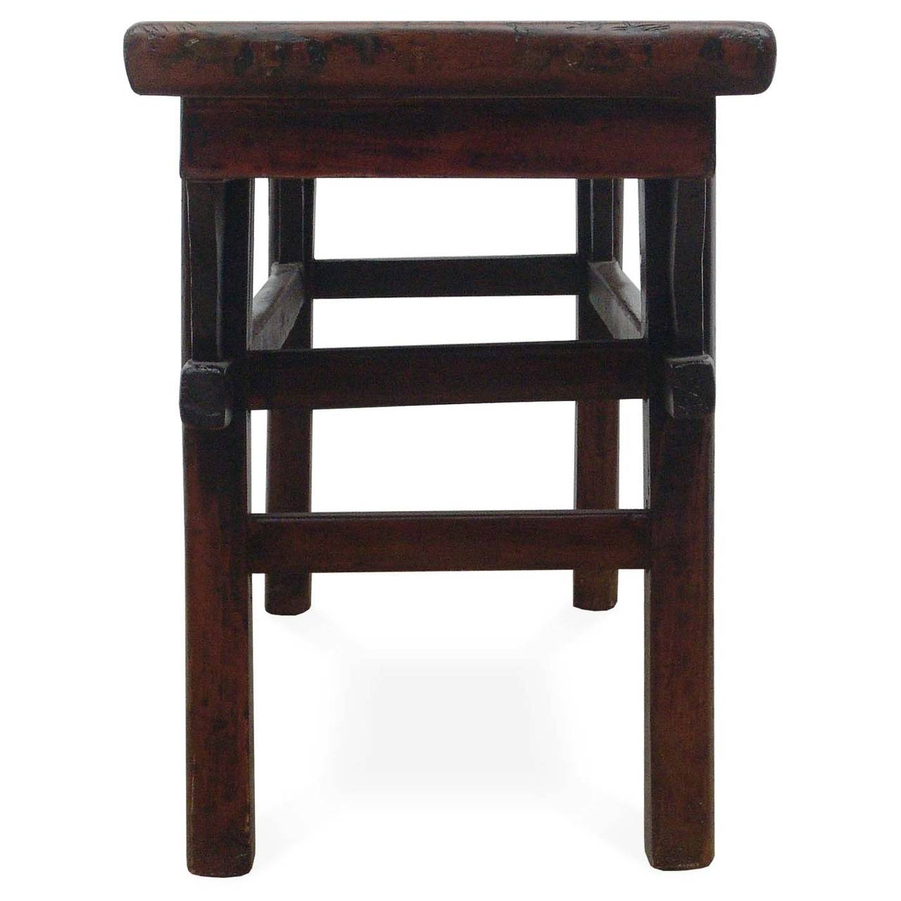 Antique Alter Bench Late Qing Dynasty At 1stdibs