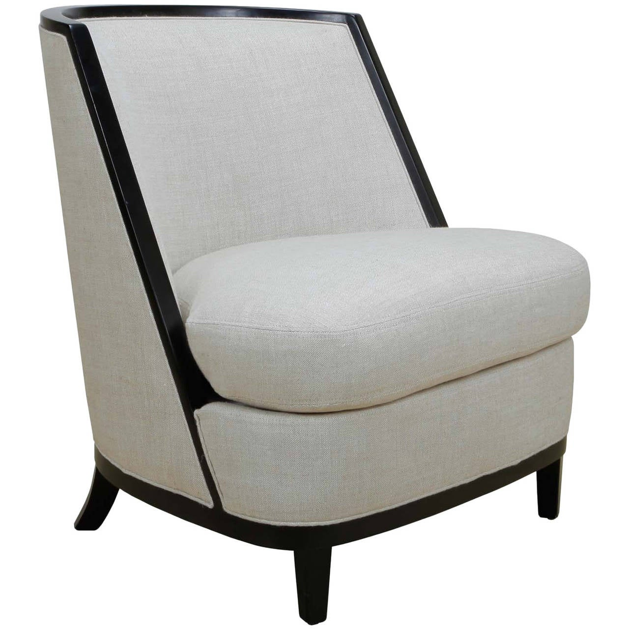 Milano Lounge Chair At 1stdibs
