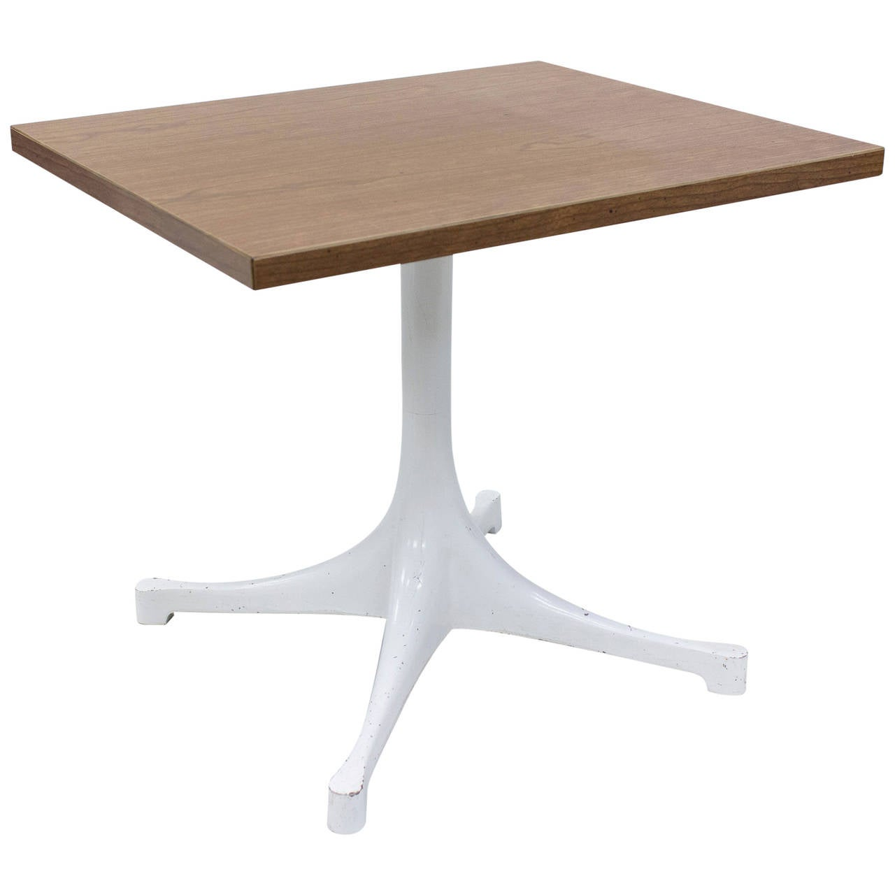Petite swag leg occasional table by george nelson at 1stdibs for Nelson swag leg table