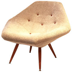 Diamond Armchair, Sweden, 1960s