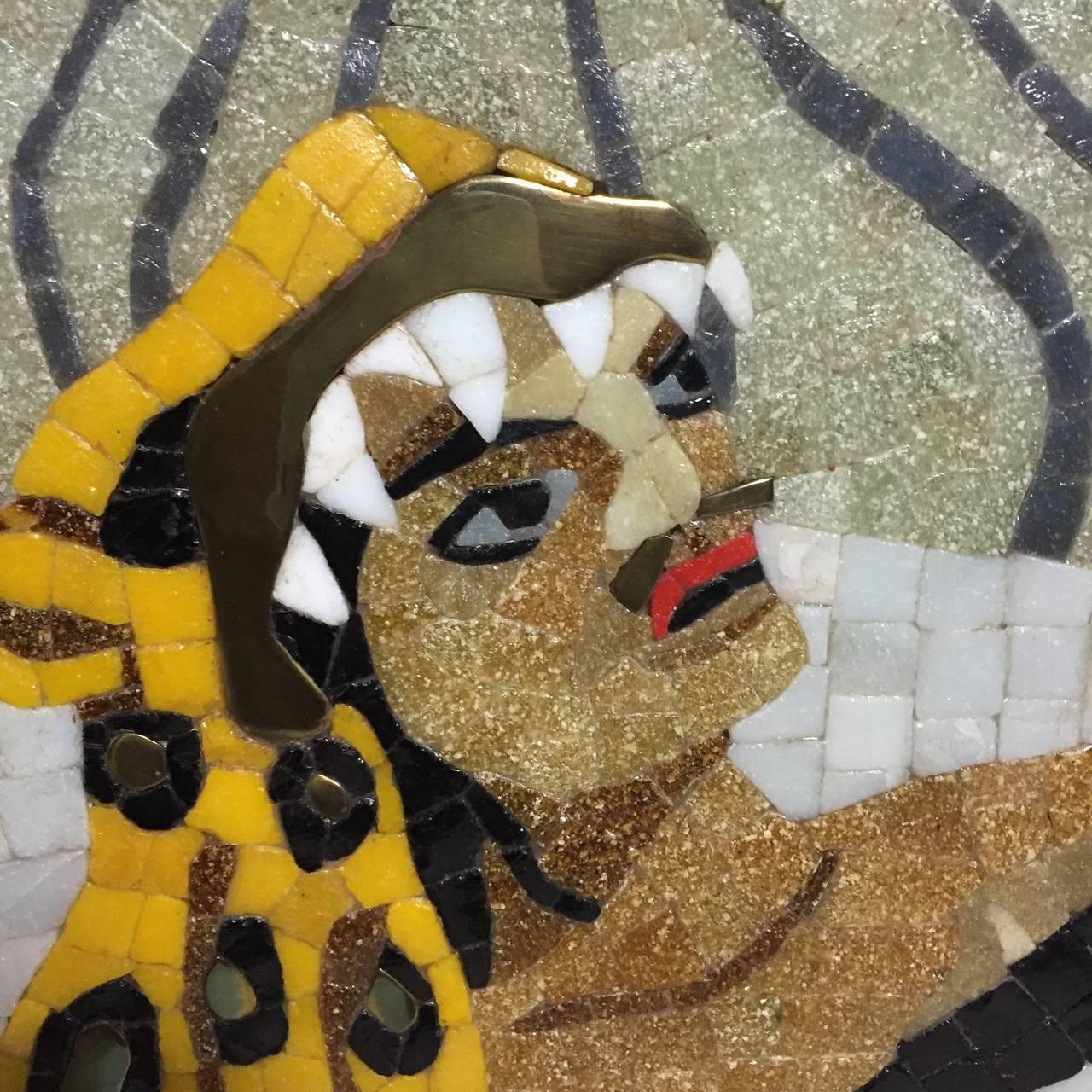 Glass Mosaic Tile Quot La Guerra Quot By Salvador Ter 225 N Mexico