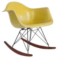 """Iconic Charles & Ray Eames for Herman Miller """"RAR"""" Rocker"""